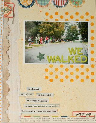 Wewalked